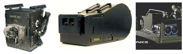 Однокамерные системы IMAX_3D, Gemini 3D и цифровая камера режиссера Джеймса Камерона